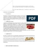 Valor Nutricional de Insumos Cajamarquinos
