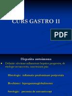Curs 11 - Hepatita Auto-imuna