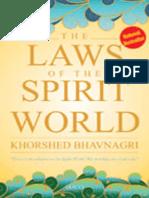 Khorshed Bhavnagri - The Laws of the Spirit World (2013, Jaico Publ.) pdf.pdf