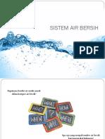 1. Air Bersih