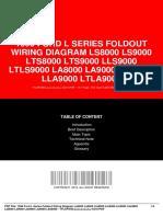 IDa063c2770-1996 ford l series foldout wiring diagram ls8000 ls9000 lts8000 lts9000 lls9000 ltls9000 la8000 la9000 lta9000 lla9000 ltla9000