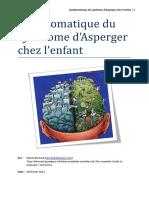 Symptomatique Du Syndrome DAsperger Chez Lenfant