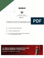 Problemas Tema 12