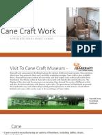 Aniket Kumar (Cane Craft Works)