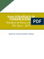 031017 Plan Estrategico Comunicaciones