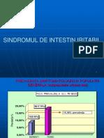 Curs 6 - Sindrom de Intestin Iritabil