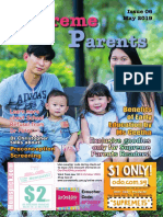 Supreme Parents 6th Newsletter May 2019