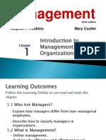 Chap- 01 Principle of Management