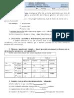 fichadosdeterminantesepronomespossessivos-111112033702-phpapp02