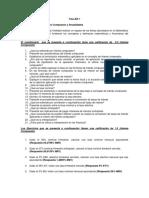 TALLER 1 -Interes Compuesto y Anualidades