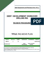 Rig Move Procedures Development