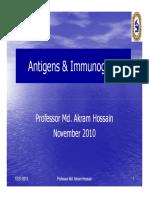 Antigens & Immunogens