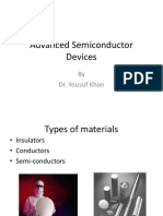 Advance Semiconductor Devices Lec 1