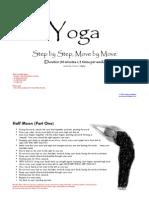 Step by Step Bikram Yoga Instructions