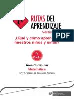 Primaria Matematica IV
