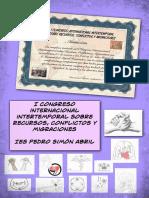 Alcaraz - I Congreso Internacional Intertemporal sobre Recursos, Conflictos y Migraciones