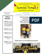 january febraury 2019 newsletter