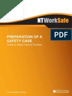 Preperation Safety Case