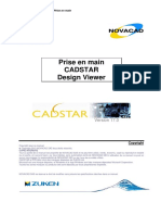 Cadstar Design Viewer Prise en Main