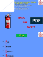 Basic Fire Safety