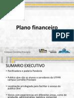 plano financeiro