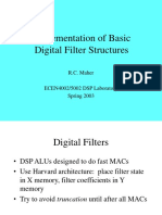 fir filter digital