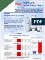 Propylene Technical Data
