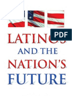 Latinos and the Nation's Future edited by Henry G. Cisneros and John Rosales