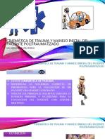 cinemticadetraumaymanejoinicialdelpaciente-170308055513