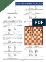 8- Blackburne vs. Lasker