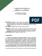 Los valores de la polis en Platon.pdf