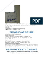 Filigranas de Luz (Psicografia Divaldo Pereira Franco - Espírito R. Tagore)