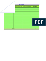 PLAN vs ACTUAL and Cover Dyas on FG Stock