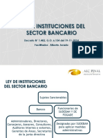 Ley de Instituciones Del Sector Bancario