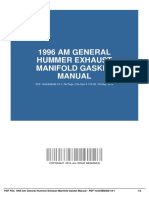 id48702948b-1996 am general hummer exhaust manifold gasket manual