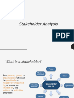[BPM]Lecture 1_Stakeholder Analysis