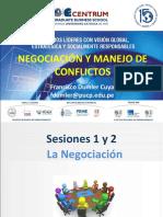 Sesiones 1 y 2