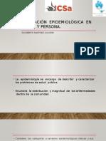 Variables Epidemiológicas