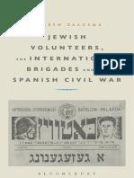 Gerben Zaagsma - Jewish_Volunteers, the international brigades and the Spanish Civil War.pdf