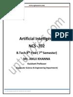 AI-ques-ans-Unit-1 Prof. Anuj Khanna KOIT