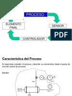 Característica Del Proceso - 2016 - 1a