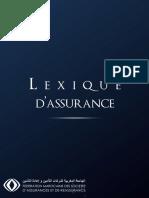 Lexique Assurance VF