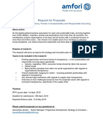 RFP Transparency