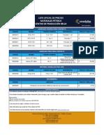 Lista de precios agregados CP. Bello OCT 16.2018 Clientes (1).pdf