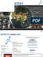 ISPRS SC Newsletter Vol4 No3 October 2010