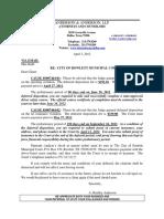 Deferred Letter - Rowlett Muni (DSC)