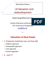 10. Valuation of Land and Redevelopment vSpring2019.pdf