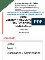 01_Fundamentos Técnicos y Económicos Del Sector Eléctrico Peruano Adammert