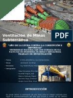 1era. Exposición de Ventilacion Minera GRUPO 2 (1).pptx