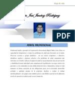 Hoja de Vida Roberto Jimenez 22 Julio 2018